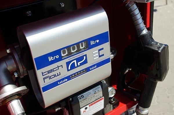 Jak bezpiecznie przechowywać paliwo i olej napędowy ?