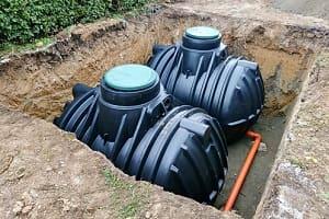 system zagospodarowania wody deszczowej